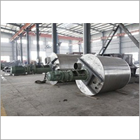 Stainless Steel Storage and Mixing Tank
