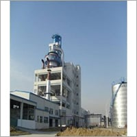 New Hot Air Generator for Spray Tower