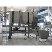 Rotary Blender for Detergent Powder Plant