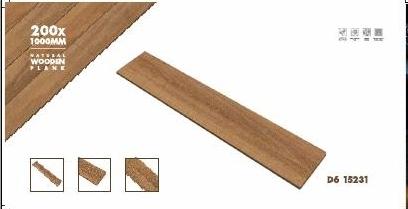 Natural Wooden Plank Tiles