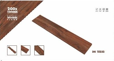 Natural Wooden Plank Tiles | India