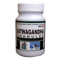 Herbal Ayurveda Powder For Female Tonic-Satvagandha Granules