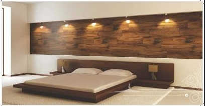 Natural Wooden Plank Wall Tiles | India
