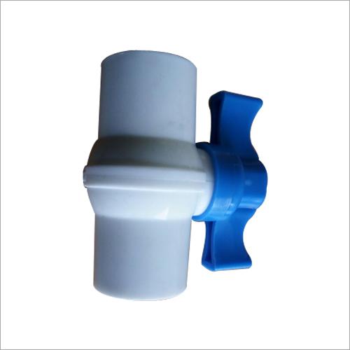 Plastic Solvent Socket Ball Valve