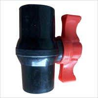 PVC Solvent Socket Ball Valve