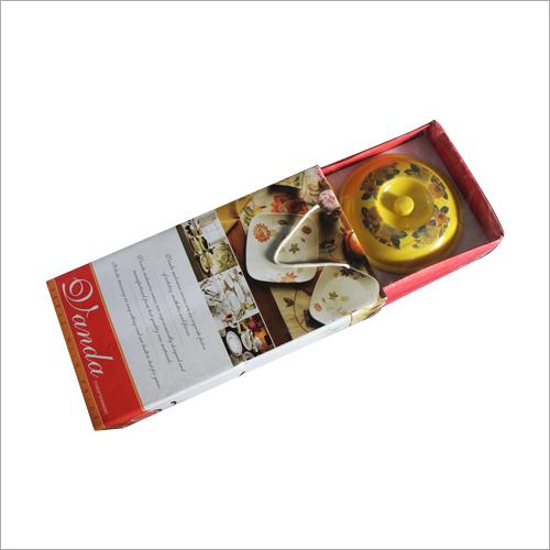 Printed Crockery Packaging Box