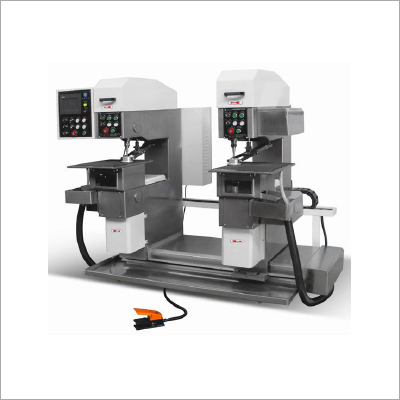 Automatic Glass Drilling Machine (Double Heads)