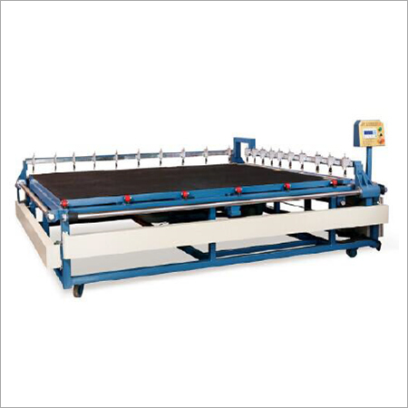 Semi Automatic Glass Cutting Machine