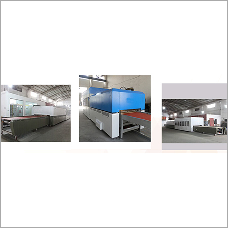Glass Tempering Furnace (Two Type)