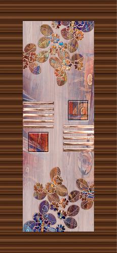 Door Design Paper Print Skin