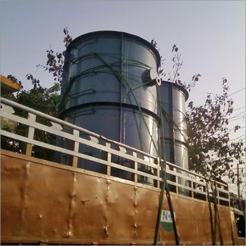 Chemical Oil Storage Tanks