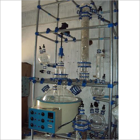 Bath Glass Assembly