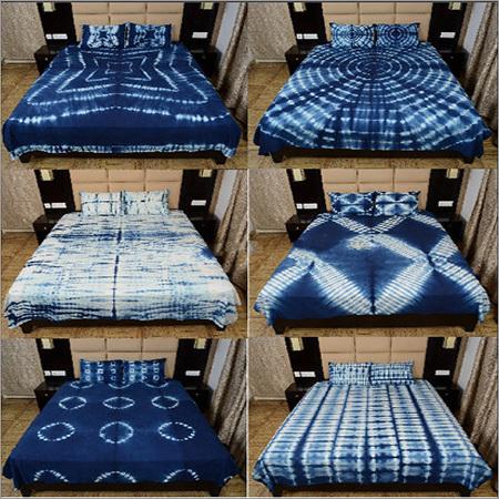 Tie Dye Bedsheet