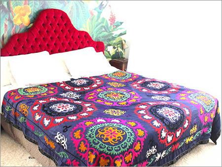 Kantha Bedcover