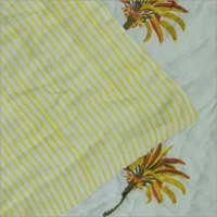 Palm Tree Print Jaipuri Razai