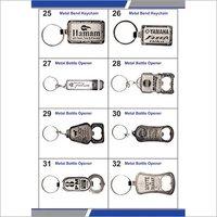 metal keycahins