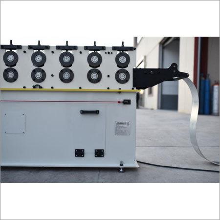 Electric Rolling Shutter Machine