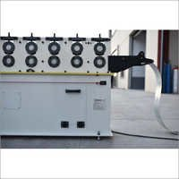 Electric Rolling Shutter Machine