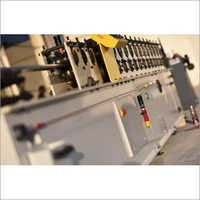 Semi Automatic Roll Forming Machine