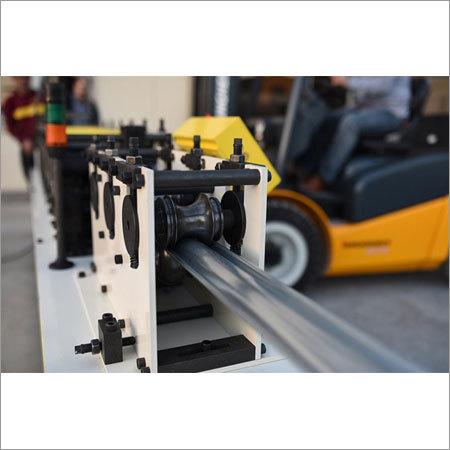 Electric Rolling Shutter Strip Making Machine