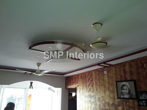 Hall designing with false ceiling