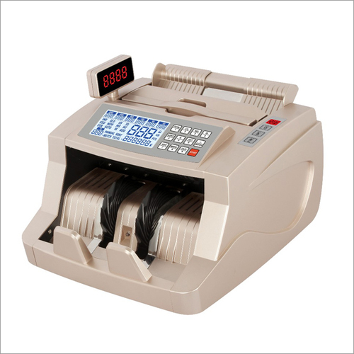 Fully Automatic Money Counter and Detector
