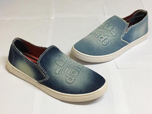 Denim Loafer shoe