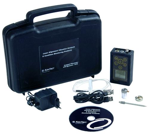 Shock Pulse Vibrometer 107В with FFT