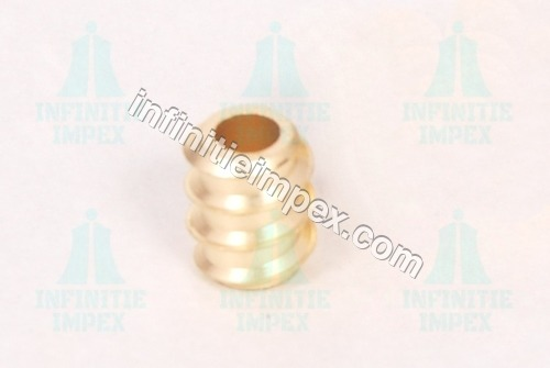 Brass Threaded Wood Inserts