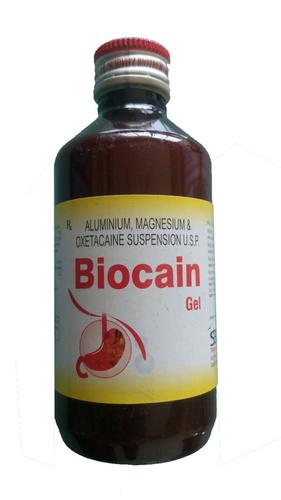 Aluminium Hydroxide Magnesium Hydroxide Oxetacaine Suspension
