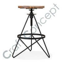 Revolving Bar Stool