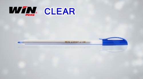 Win Clear DF Ball Pen