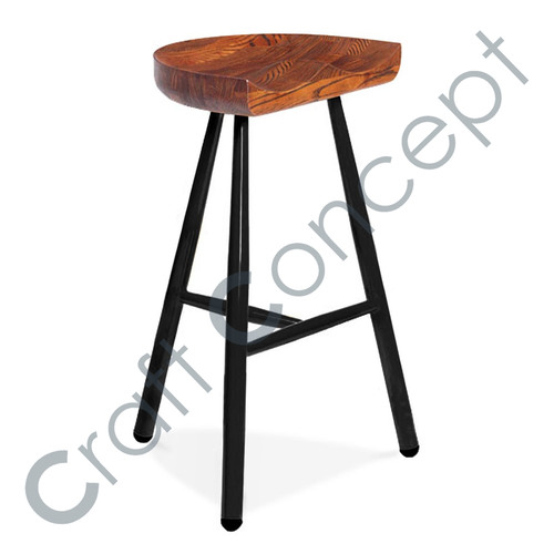 SHEESHAM SEAT BAR STOOL