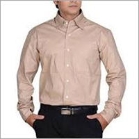 Men Plain Formal Shirt