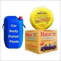 Car Body Polish Paste