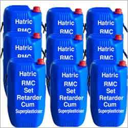 RMC Set Retarder Cum Superplasticiser