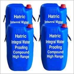Integral WaterProofing Compound High Range