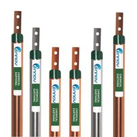 Chemical Earthing Rods for Solar Industry