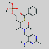 Benfotiamine (In house specification)