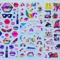 Bubble Stickers