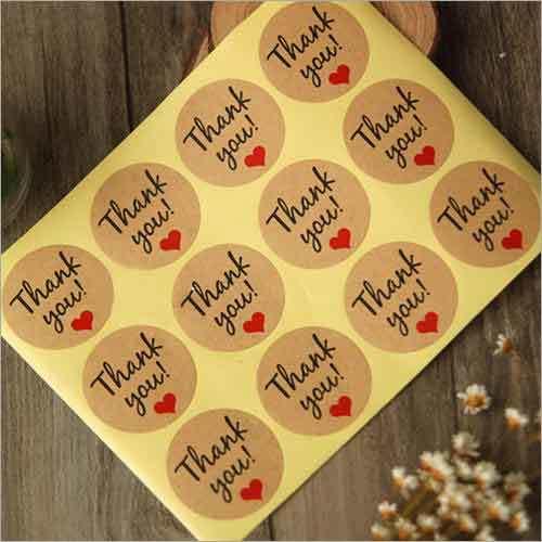 Self Adhesive Stickers