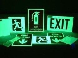 Night Glow Sticker