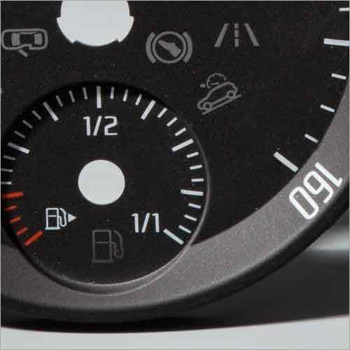 Polycarbonate Label For Automotive Dials