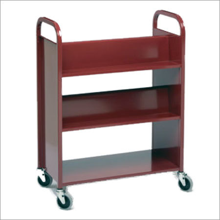 3 Tier Metal Trolley