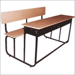 School Classroom Bench
