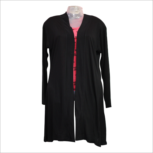 Ladies Cardigan Jersey Shrug