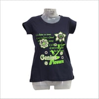 Women Printed T Shirt