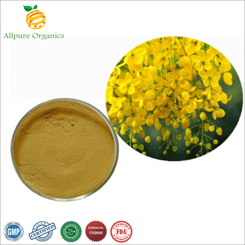 Cassia Fistula Extract Powder