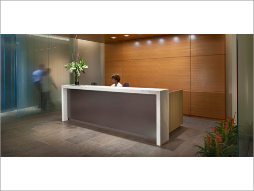 Modular Reception Desk