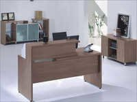 Wooden Reception Furniture